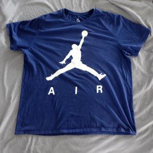 Jumpman Graphic T Shirt